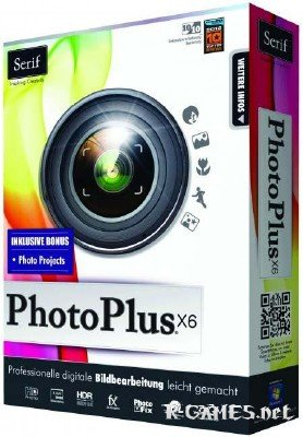 Serif PhotoPlus X6 Eng Portable
