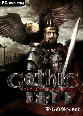 Gothic Anthology / Готика Анталогия (2001-2012/RUS/Repack)