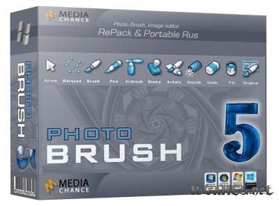 Mediachance Photo-Brush 5.30 Rus Portable