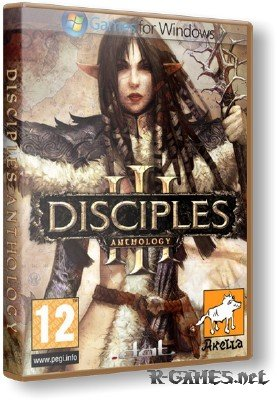 Disciples III: Anthology (2009-2010/RUS/RePack)
