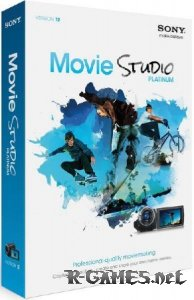 Sony Movie Studio Platinum 12.0.755/756 Portable