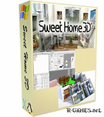 Sweet Home 3D 3.7 ML+ Rus Portable