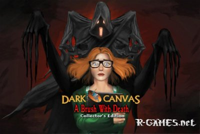 Dark Canvas: A Brush With Death Collector's Edition (2013/RU)