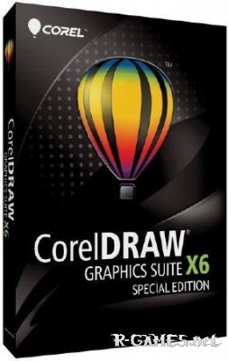 CorelDRAW X6 16.2.0.998 Portable от punsh
