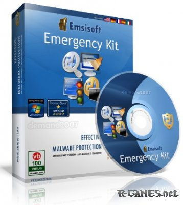 Emsisoft Emergency Kit v 3.0.0.4 (24.02.2013) Portable