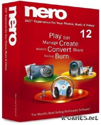 Nero Burning Rom 12.2.24000 Portable