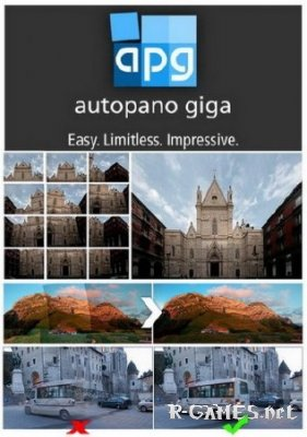 Kolor Autopano Giga 3.0.4 Portable by CheshireCat (x32/x64/RUS)