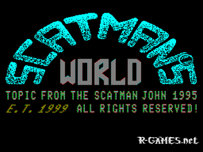 SCATMAN'S WORLD DEMO (БК0011М)
