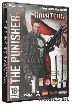 The Punisher / Каратель (2005/RePack/RUS)