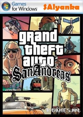 GTA / Grand Theft Auto: San Andreas - SAlyanka v.Update 0.2e (2014/RUS/ENG)