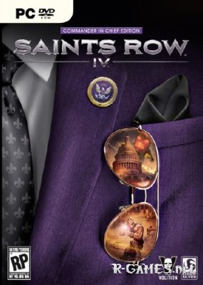 Saints Row 4: Commander-in-Chief Edition + DLC Pack (Update 3/2013/MULTI5) Steam-Rip от Black Beard