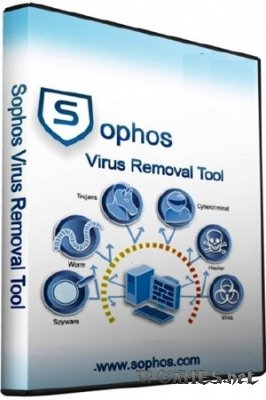 Sophos Virus Removal Tool 2.4 Final DC 16.03.2014 Portable
