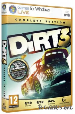 DiRT 3 Complete Edition v1.2.0.0 (2012/RUS/ENG/PC) RePack R.G. Games