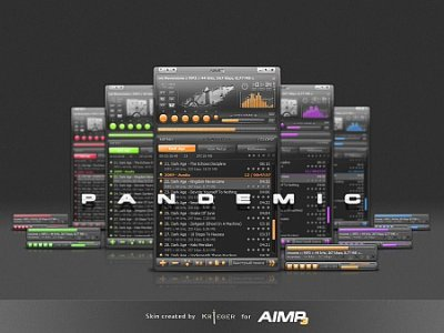 AIMP Audio Player 3.55.1345 Final Portable