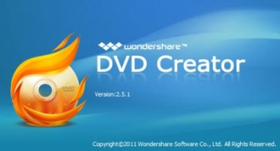 Wondershare DVD Creator 3.0.0.12 Portable