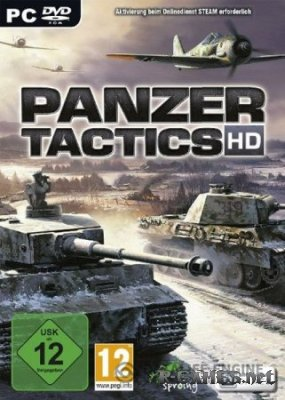 Panzer Tactics HD (2014/RUS/ENG/Multi8/Repack by Fenixx)