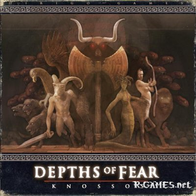 Depths of Fear Knossos (v.1.3.1) (2014/ENG-ADDONiA)