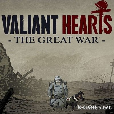 Valiant Hearts: The Great War (2014/MULTI10/ENG/RUS/Steam-Rip R.G. GameWorks)