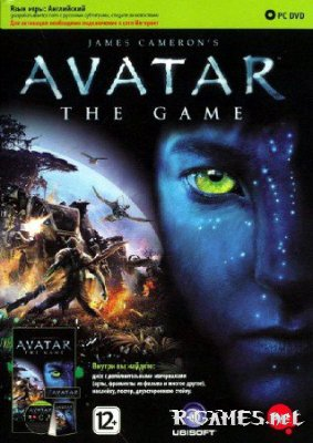 James Cameron's Avatar The Game (2010RUSENGRepack by ProZorg)