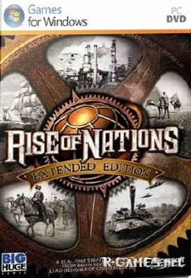 Rise of Nations Extended Edition (2014/ENG/MULTi5/RePack by xGhost)