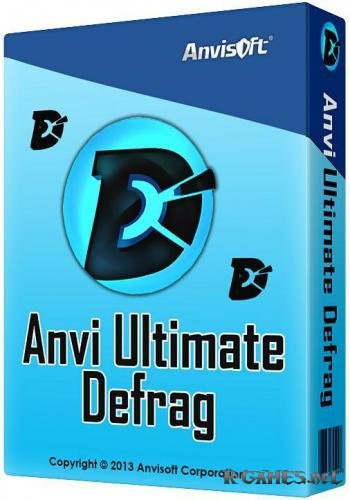 Anvi Ultimate Defrag Professional 1.1.0.1305 Final (ML|RUS)
