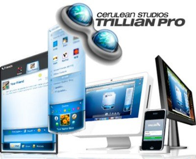 Trillian Pro 5.5 Build 16 Portable