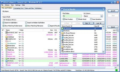UltraFileSearch 3.9.0.14273 Portable