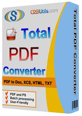 Coolutils Total PDF Converter 5.1.33 Portable