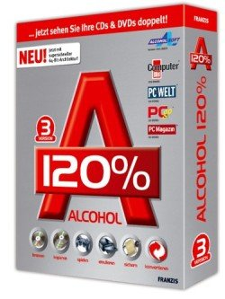 Alcohol 120% 2.0.3.6951 Portable