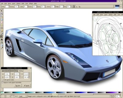Inkscape 0.91-1 Portable