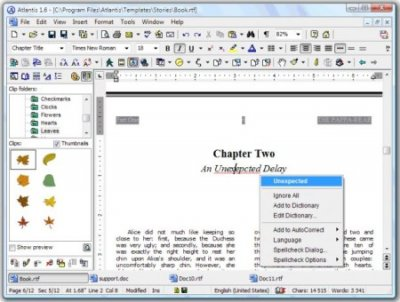 Atlantis Word Processor 1.6.6.3 Portable