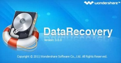 Wondershare Data Recovery 4.8.0.4 Portable
