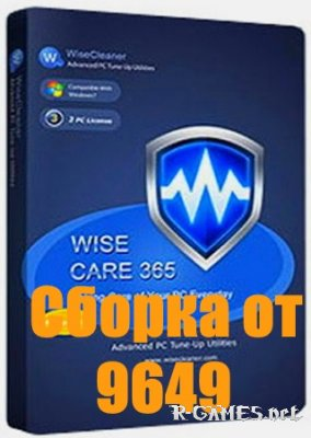 Wise Care 365 Pro 3.72.330 (ML/RUS) RePack & Portable by 9649