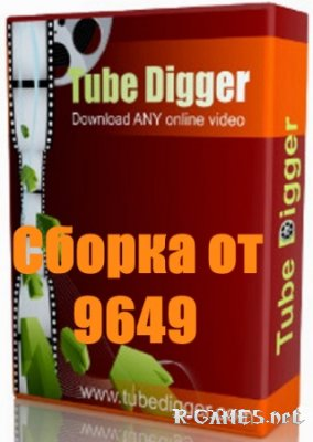 TubeDigger 5.3.1 (ML/RUS) RePack & Portable by 9649