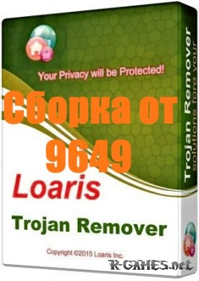 Loaris Trojan Remover 1.3.7.7 (ML/RUS) RePack & Portable by 9649