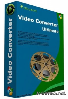 iSkysoft Video Converter Ultimate 4.6.0 Portable