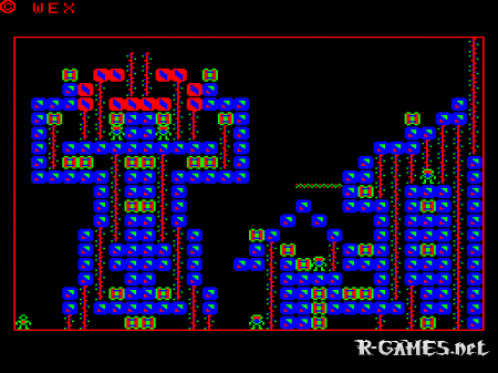 LODE RUNNER (FROM WEX)