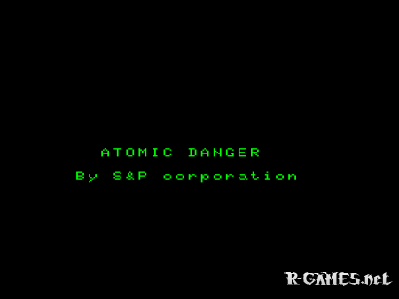 ATOMIC DANGER (БЕЙСИК)