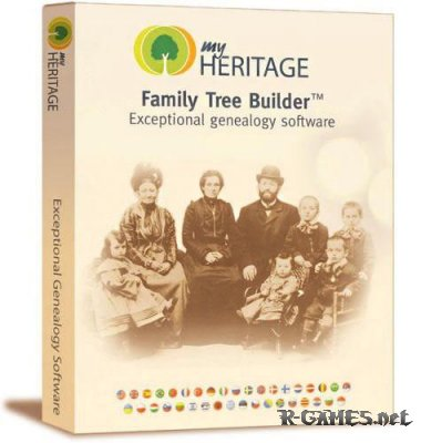 Family Tree Builder 8.0.0.8372 (Multi/Rus)