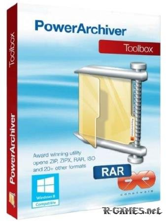 PowerArchiver 2017 Standard 17.00.92 RePack by D!akov