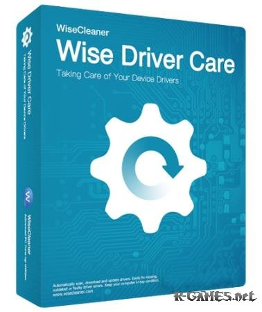 Wise Driver Care Pro 2.1.908.1006 RePack by D!akov